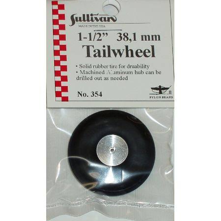 Sullivan 354 T-4 Tail Wheel 1-1/2""
