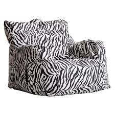 Big Joe Zip Modular Sofa by Zebra Bean Bag Chair Walmart Home Chair Decoration