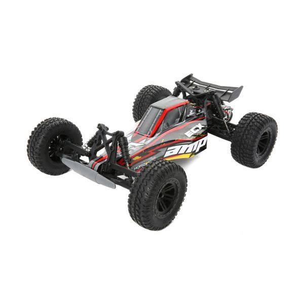 ECX Amp Db 2WD Desert Buggy RTR Vehicle - Black/Yellow