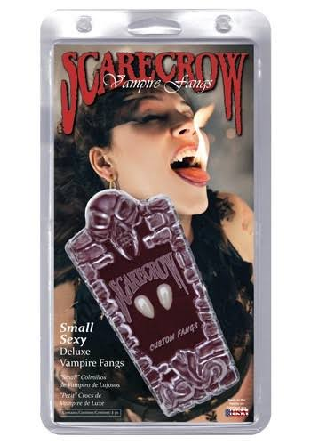 Wicked Costumes 146347 Scarecrow Custom Small Vampire Fangs