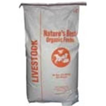 Natures Best Organic Feed M0971/m0970 Organic 16% Sheep Feed - 50 lbs