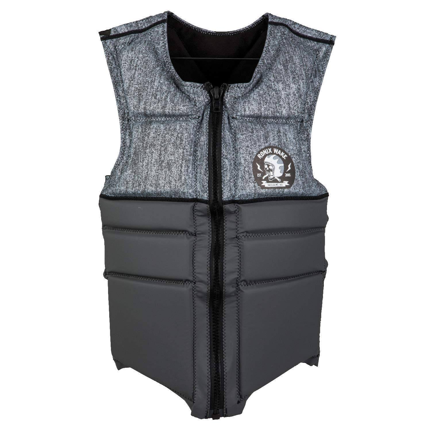 Ronix Parks Athletic Cut Impact Wakeboard Vest 2019 - Large