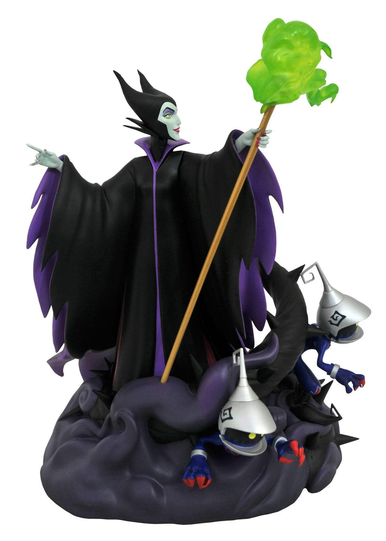 Disney Kingdom Hearts Statue - Maleficent, 11""
