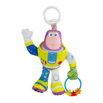 Toy Story Buzz Light Year Clip and Go Activity Toy