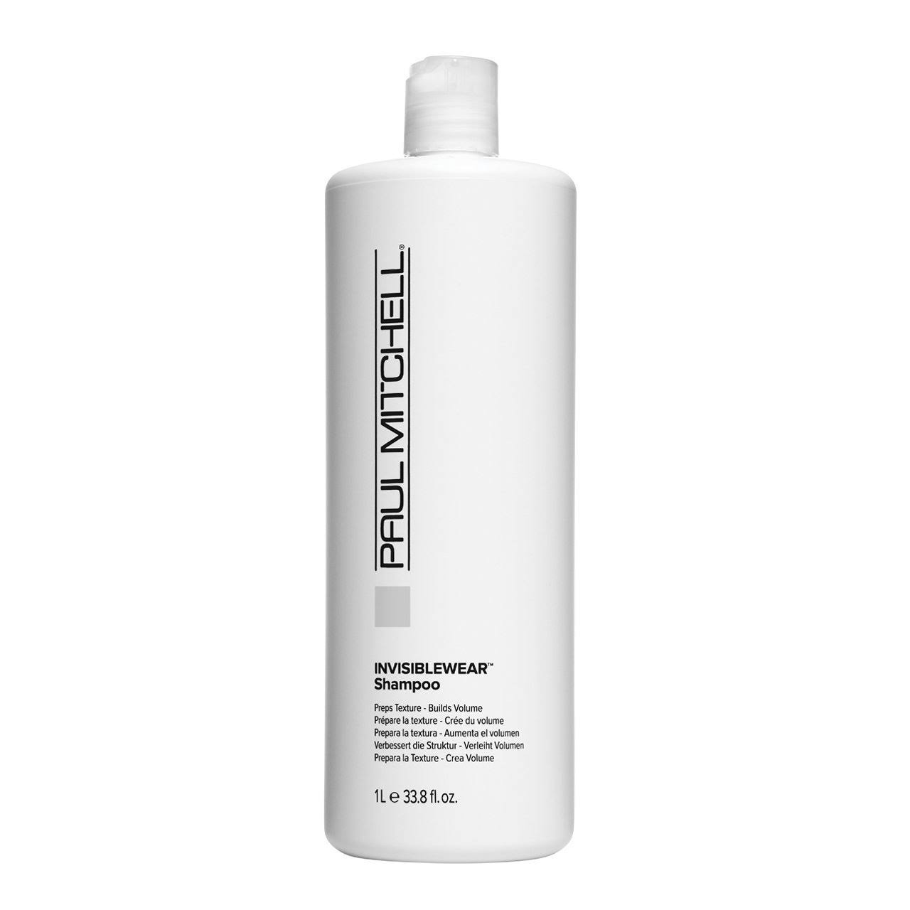 Paul Mitchell Invisiblewear Shampoo - 33.8oz