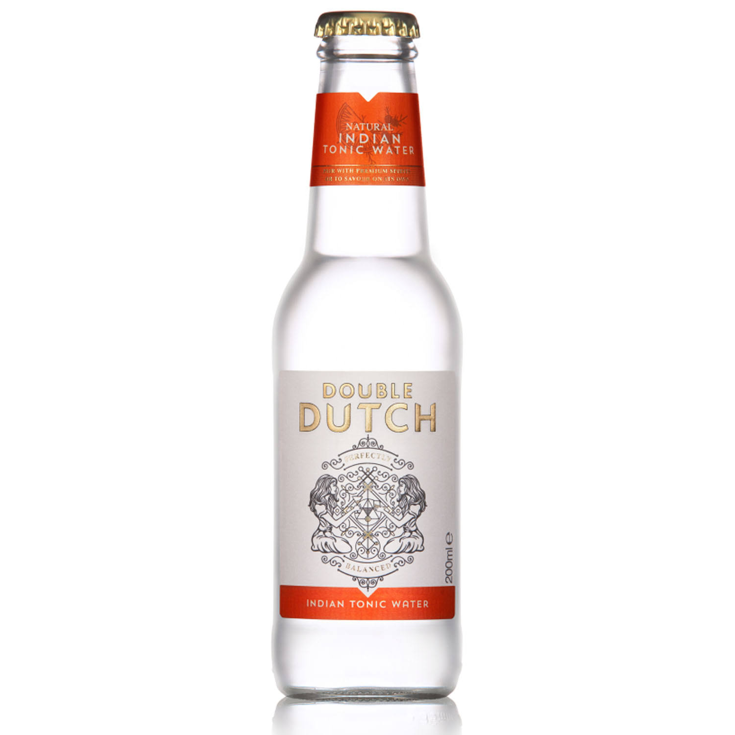 Double Dutch Indian Tonic Water - 200ml