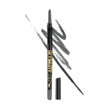 L.a. GIRL Ultimate Auto Eyeliner - Gp322 Continuous Charcoal