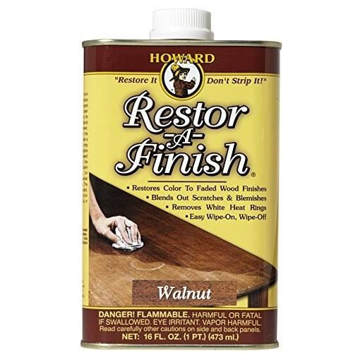 Howard RF4016 Restor-A-Finish - Walnut, 16oz