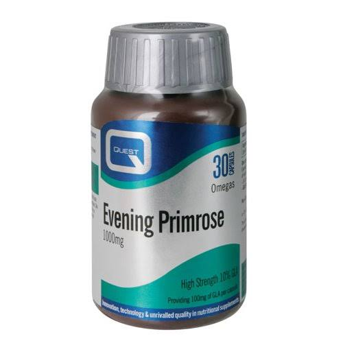 Quest - Evening Primrose Oil 1000mg 30 Capsules