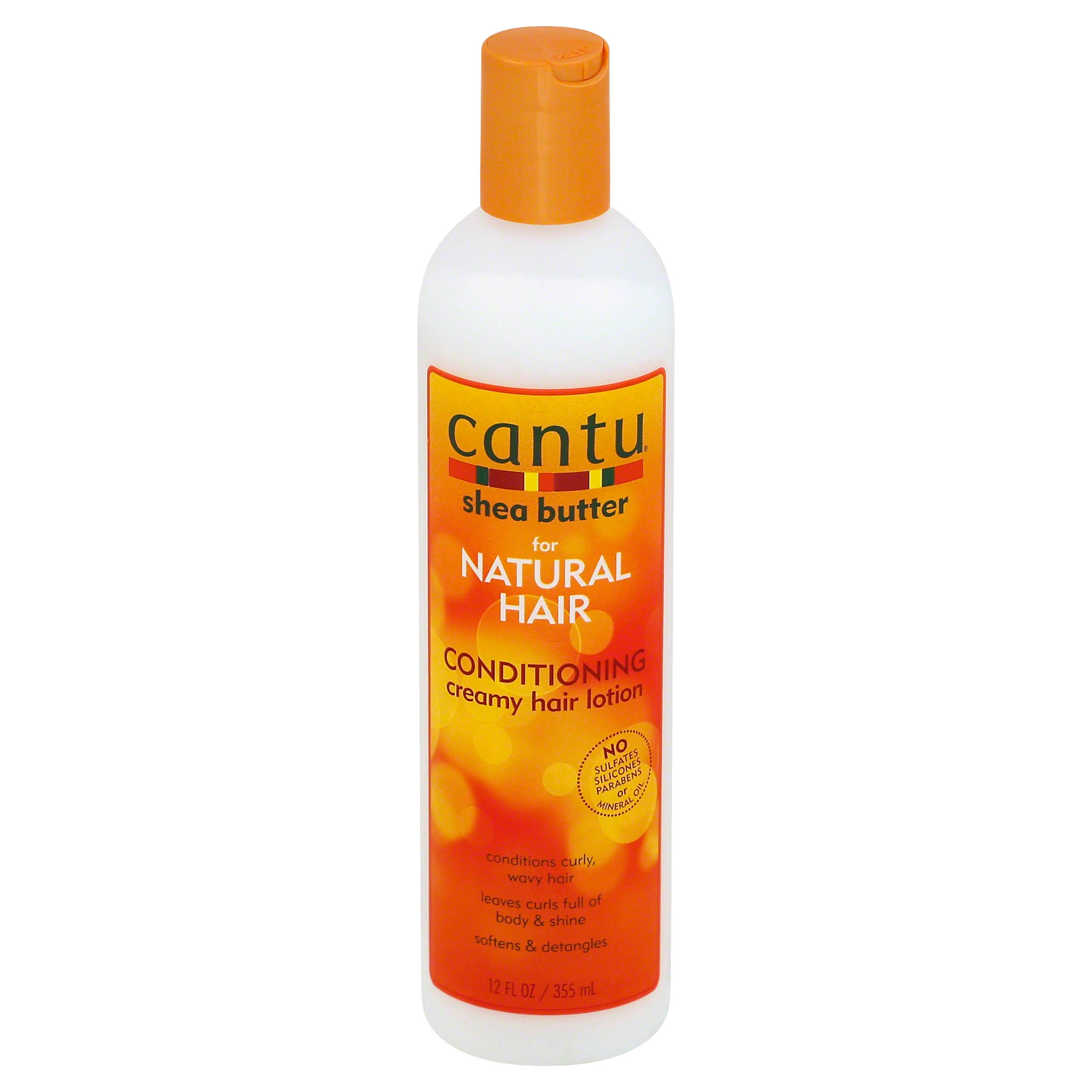 Cantu Shea Butter Conditioning Creamy Hair Lotion - 355ml