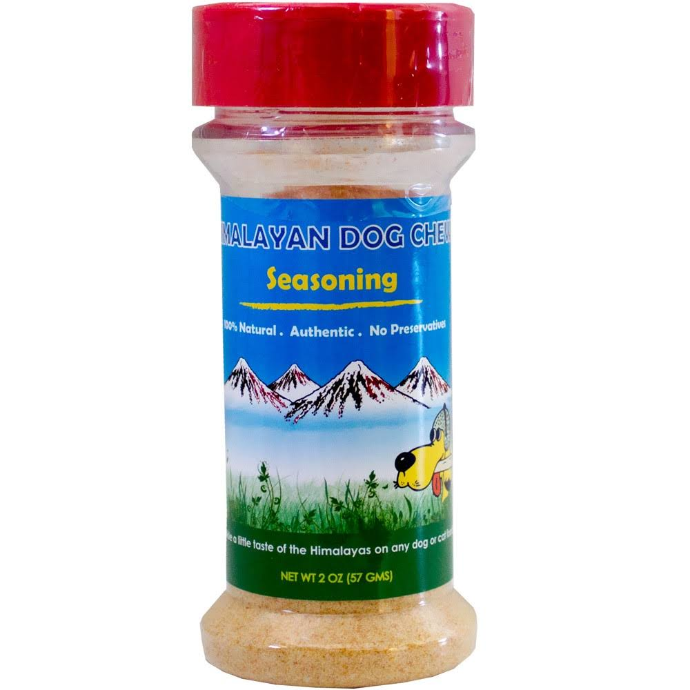 Himalayan Dog Chew Seasoning Powder Chews - 57g