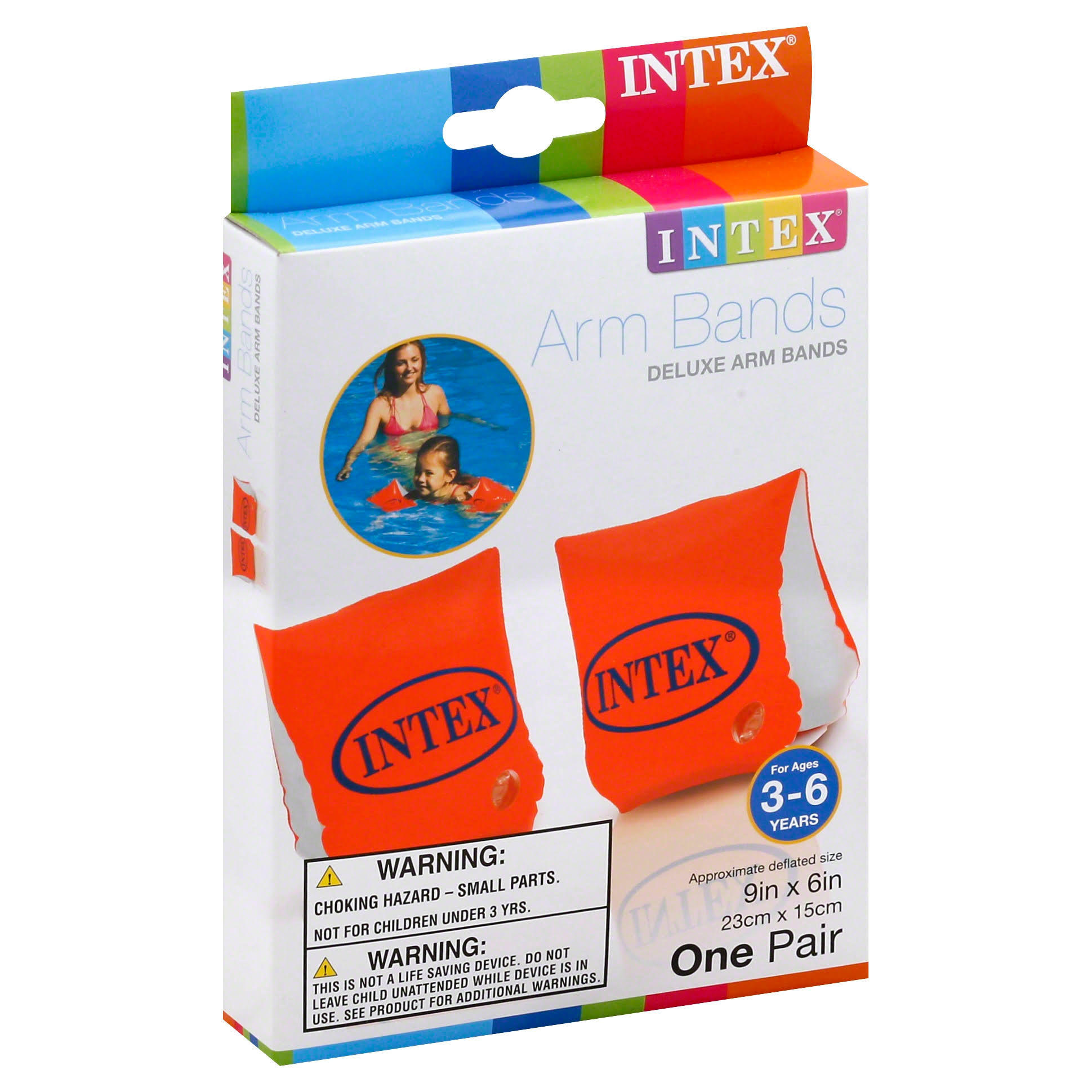 Intex Arm Bands, Deluxe
