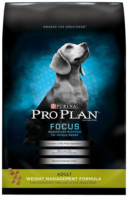 Purina Pro Plan Adult Weight Management Formula Dry Dog Food - 6 Lb