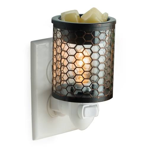 Candle Warmers, Etc. Chicken Wire Pluggable Wax Warmer