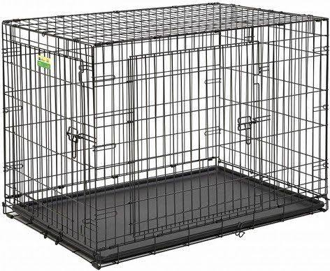 Contour Folding Crate, Two Door, Large