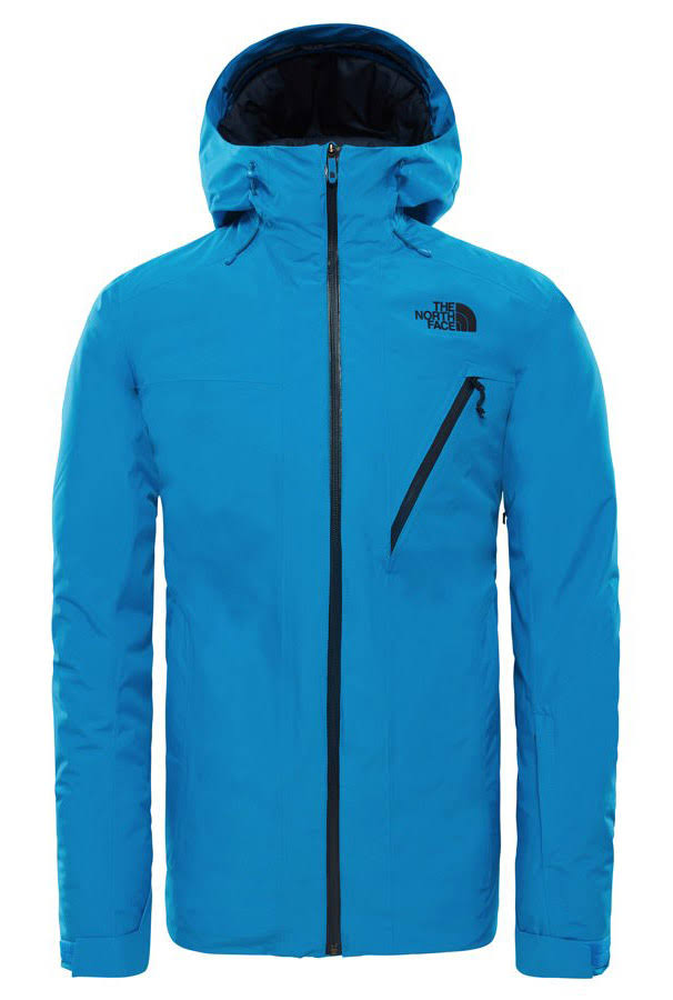 The North Face Mens Descendit Jacket - Hyper Blue