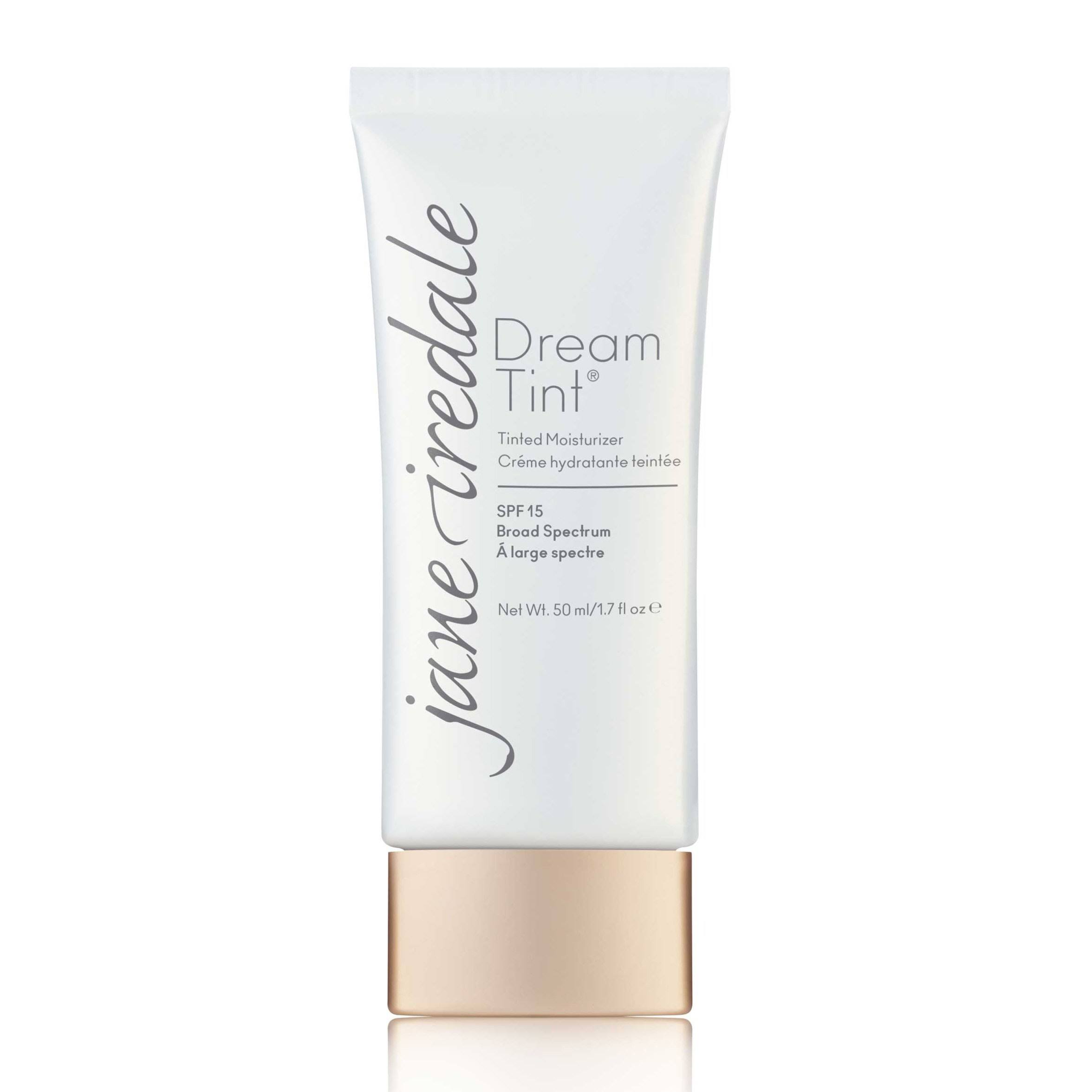 jane iredale Dream Tint Tinted Moisturizer - Medium Dark, 50ml