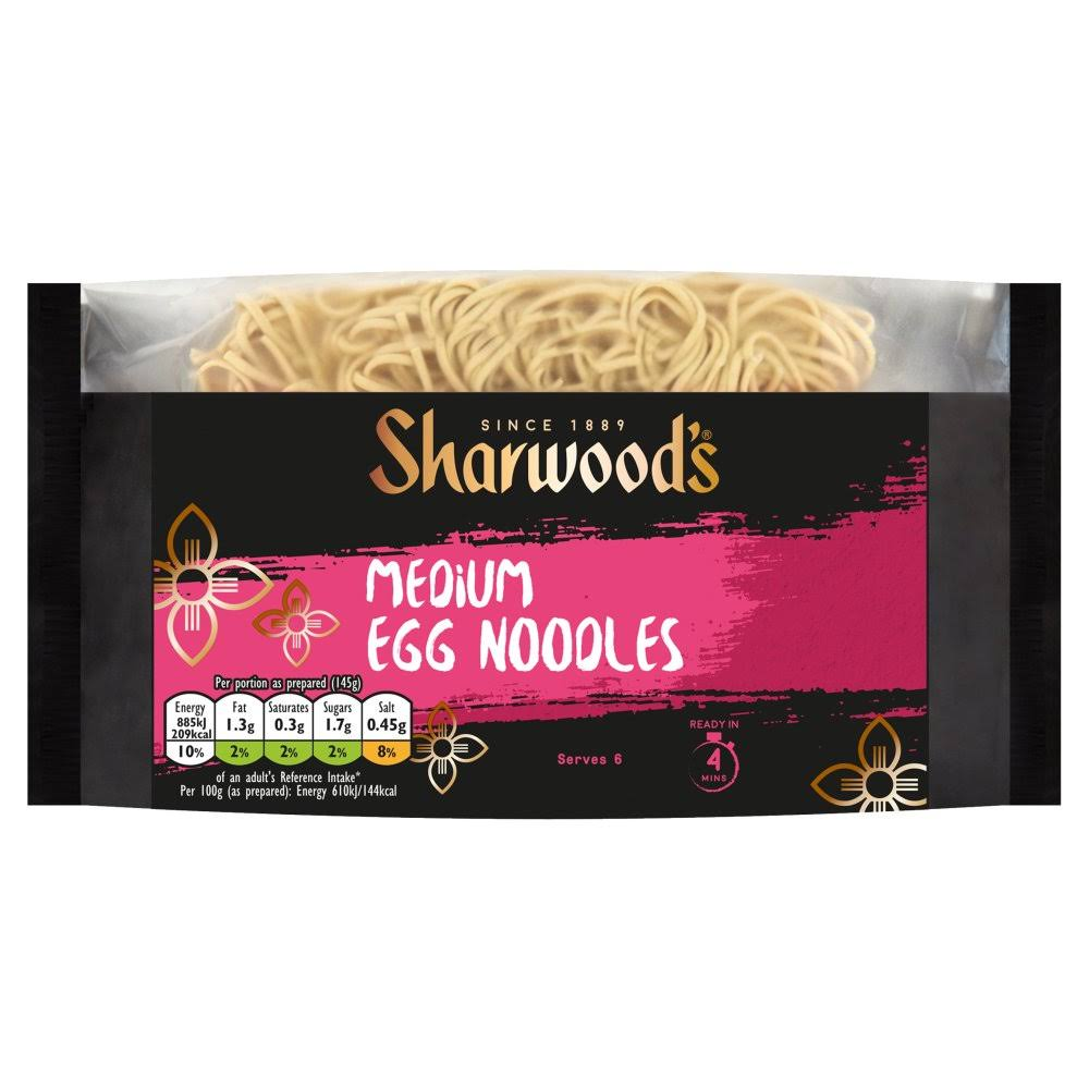 Sharwood's Medium Egg Noodles 340 G