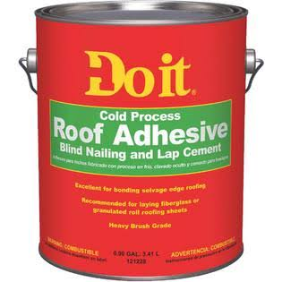 Henry Do It Cold Process Adhesive Blind Nailing and Lap Cement