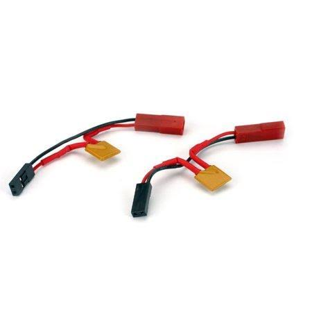 E Flite Blade Cx2 Over Current Protection Ptc Fuse Harness - 2pc
