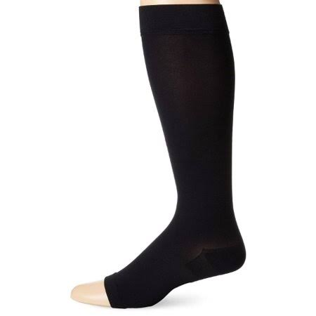 CEP RecoveryPlus Mens Pro Knee High Black - Size 4 Mens Knee High