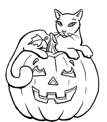 Scary Halloween Coloring Pages Online by Scary Halloween Pumpkin Coloring Pages Divascuisine Com