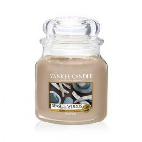 Yankee Candle Seaside Woods Medium Jar Candle