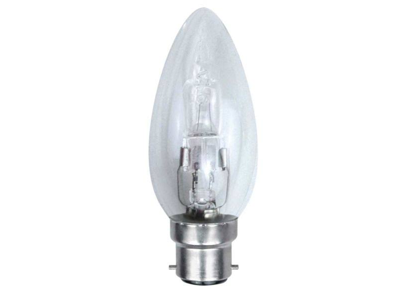 Eveready Eco Halogen Candle Light Bulb - 28W