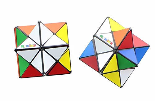 Rubik's Magic Star - 2 Pack