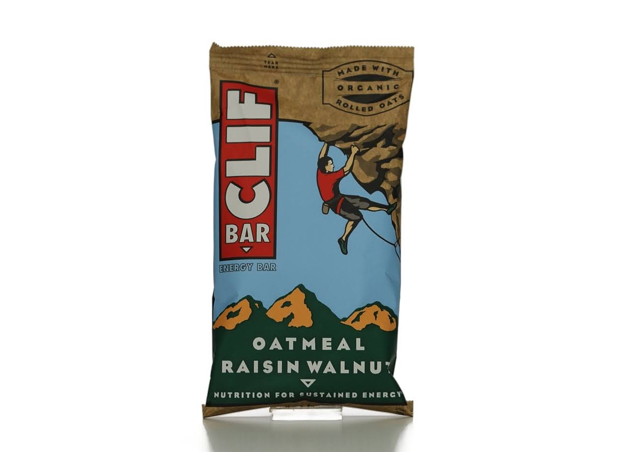 Clif Bar Energy Bar - Oatmeal Raisin Walnut