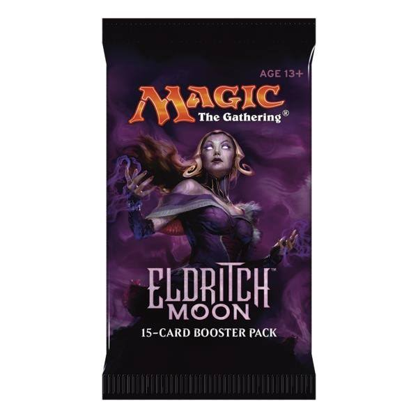 Magic The Gathering Eldritch Moon Booster Pack - 15 Card