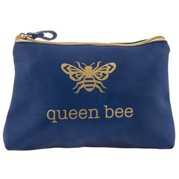 Karma Gifts Cosmetic Bag, Bee