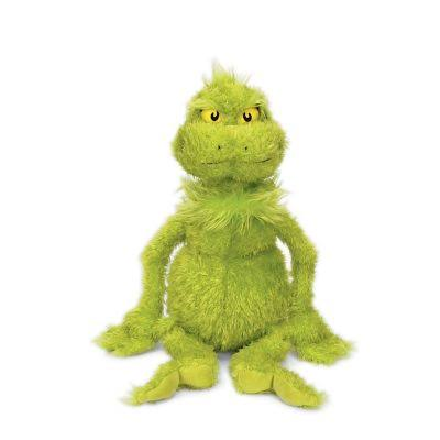Manhattan Toy Dr. Seuss The Grinch Soft Plush Toy - 15""