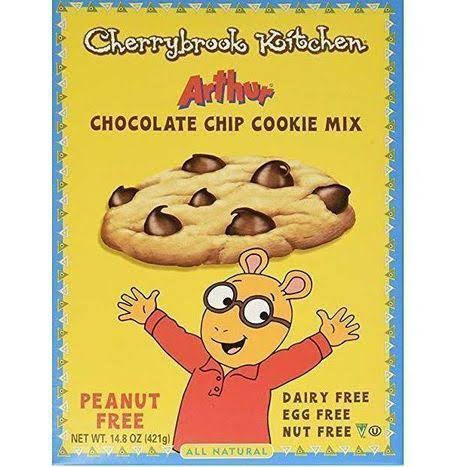 Cherrybrook Kitchen Cookie Mix - Chocolate Chip, Gluten Free, 11oz