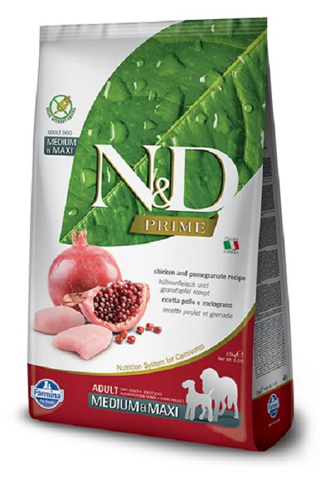 N and D Grain Free Chicken Dry Dog Food