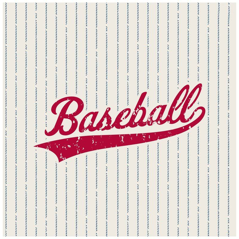 Creative Converting Baseball 2-Ply Luncheon Napkins, 16/Pack