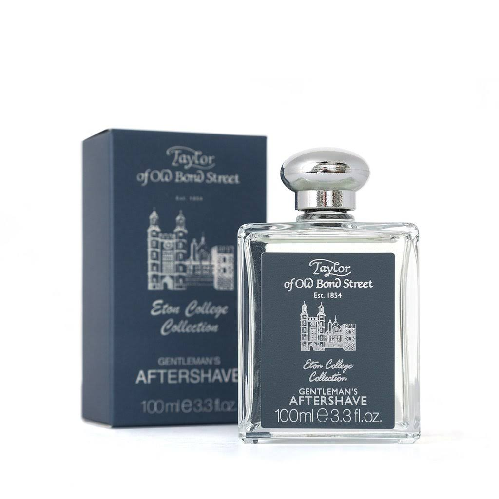 Taylor of Old Bond Street Eton College Collection Gentleman's Aftershave - 3.3oz
