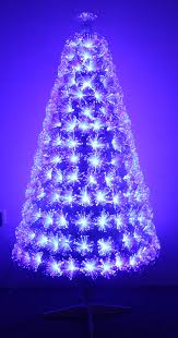 6ft Fibre Optic Christmas Tree Bq by Christmas Trees 6ft Christmas Lights Decoration