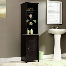 Tall Narrow Linen Cabinet With Doors by 26 Best Bathroom Storage Cabinet Ideas For 2017
