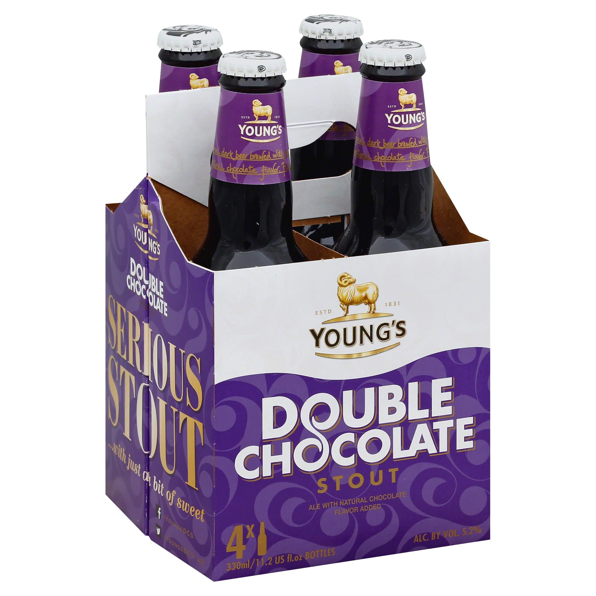 Young's Double Chocolate Stout - 12 fl oz