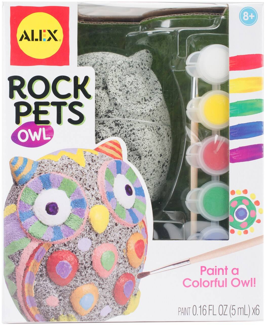 Alex Toys Rock Pets - Owl