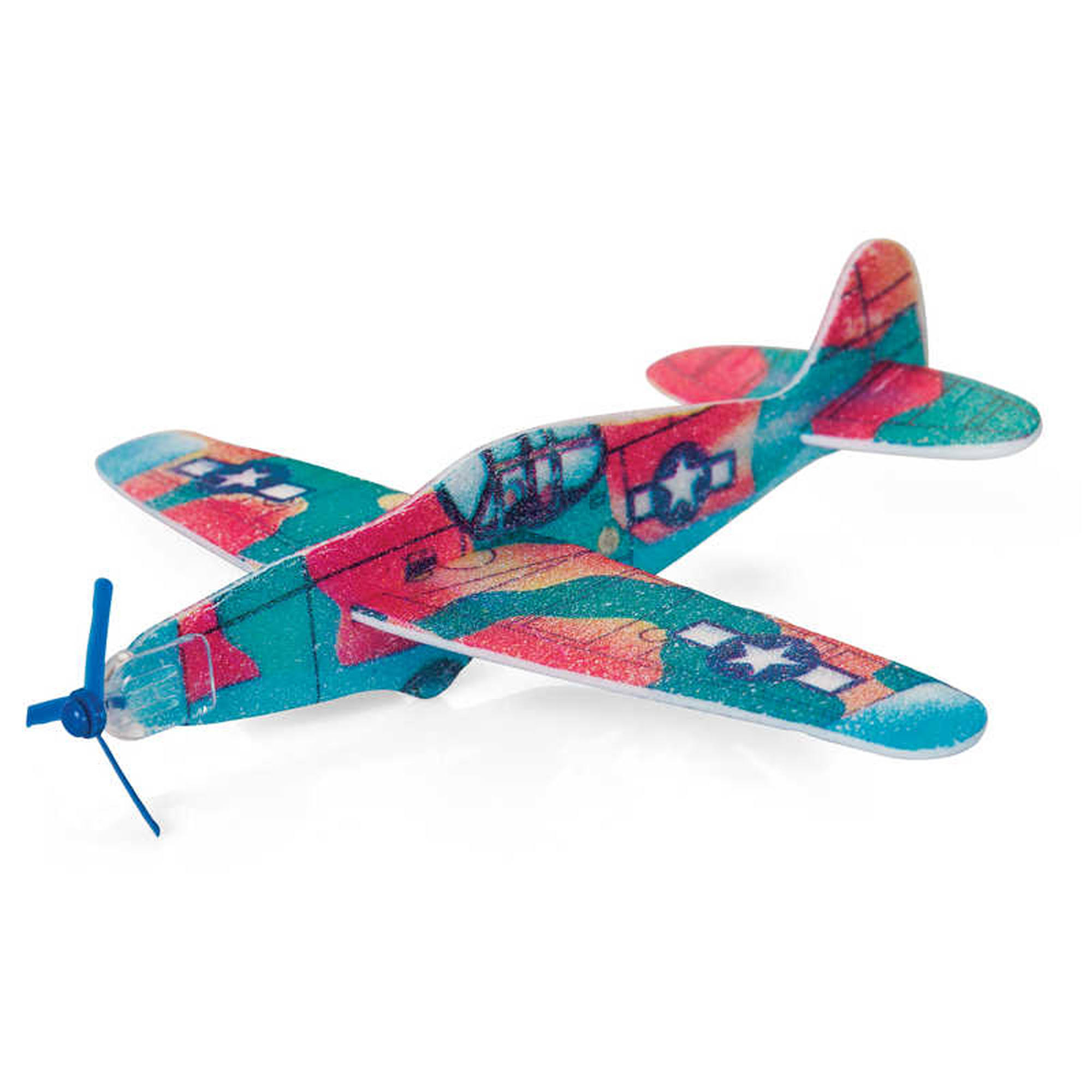 Aeroplane Poly Gliders