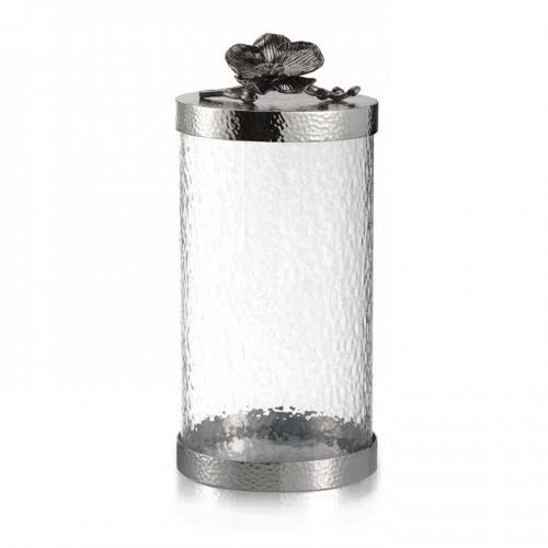 Michael Aram 110697 Canister - Large, Black Orchid