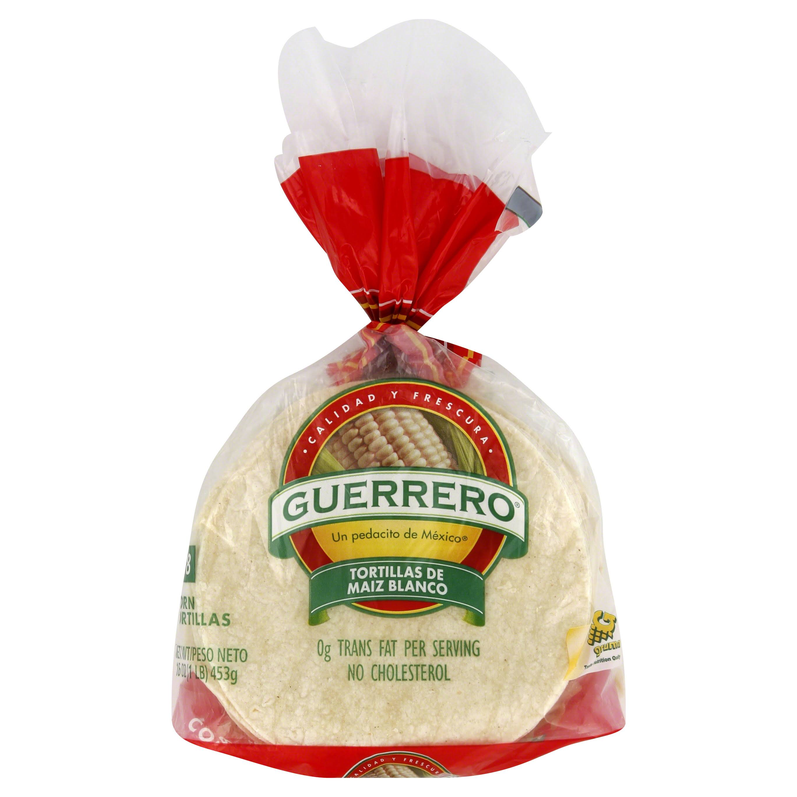 Guerrero Corn Tortillas - 18ct, 16oz