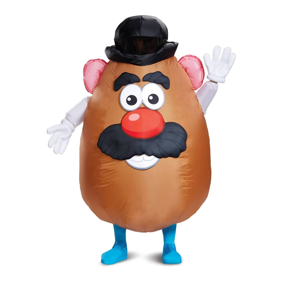 Inflatable Mr Potato Costume - Toy Story 4