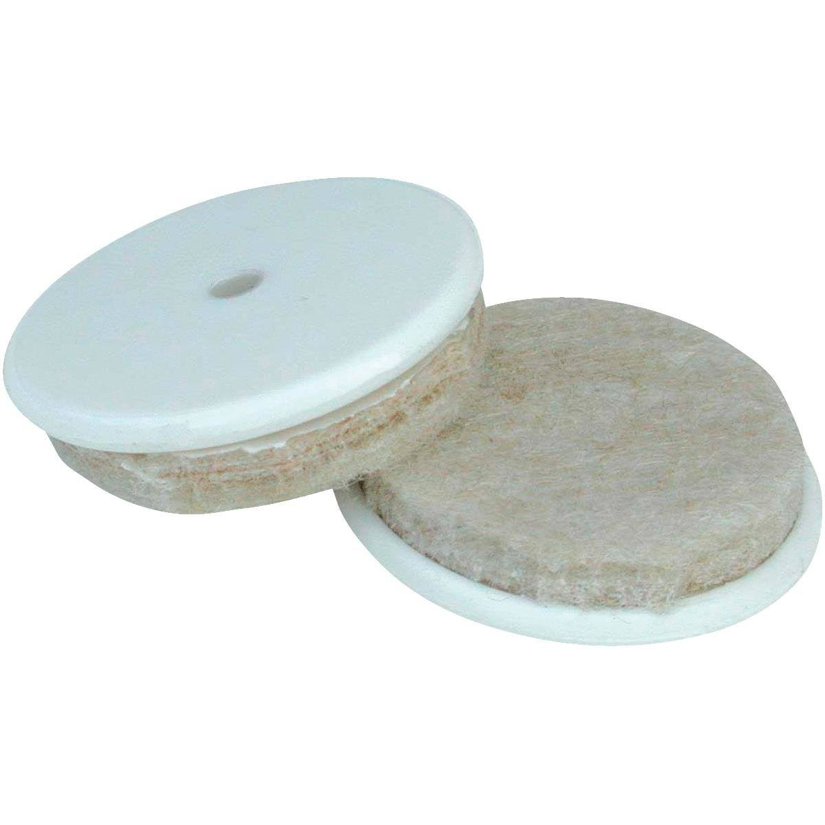 Shepherd Hardware Felt Gard With Disc Pad - 1""