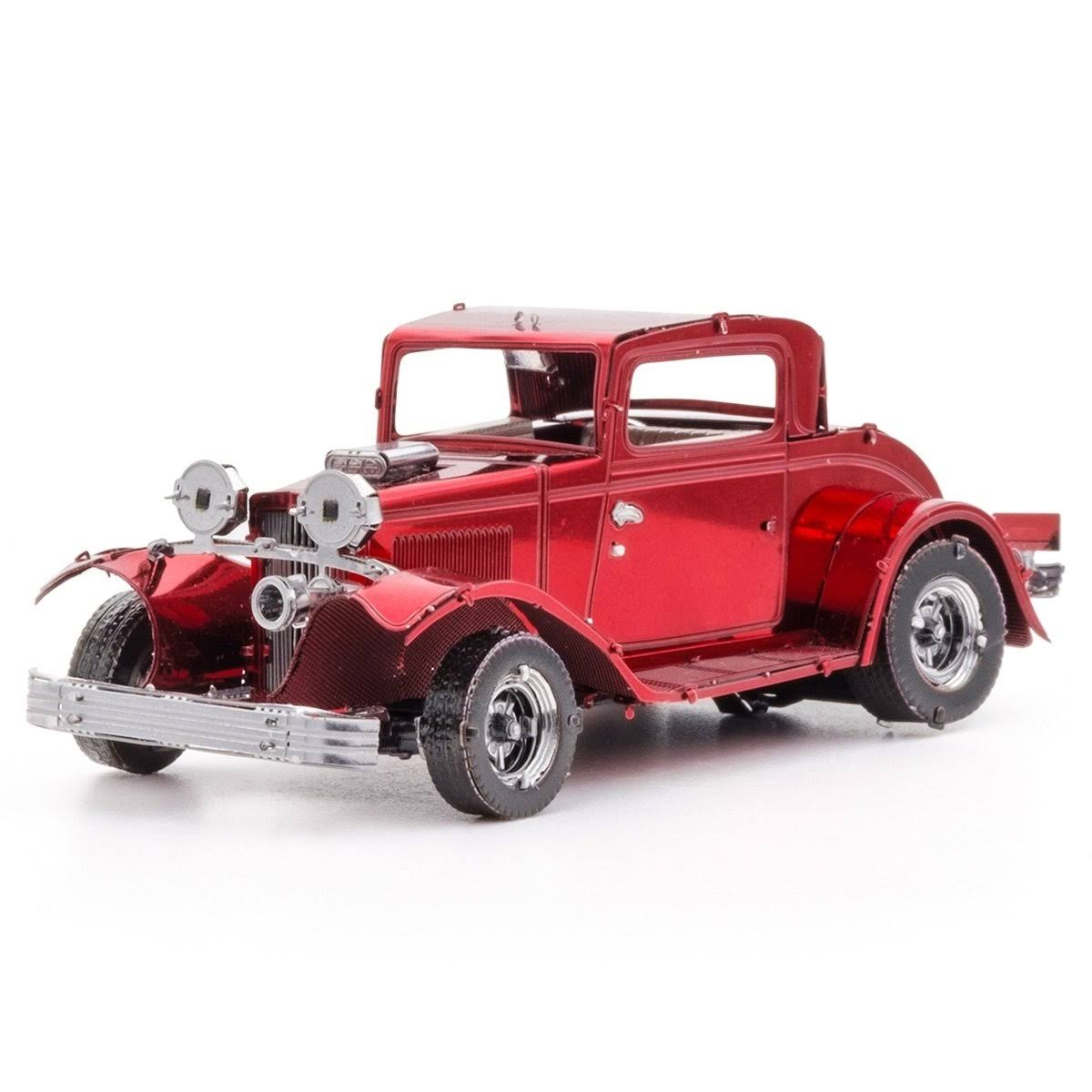 Metal Earth 1932 Ford Coupe 3D Model Kit