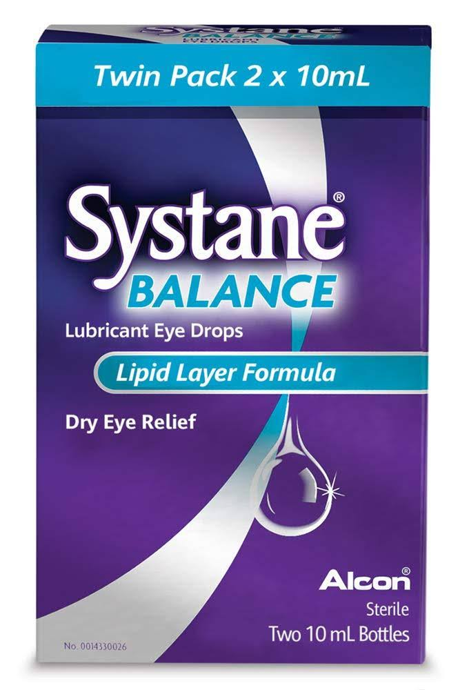 Alcon Systane Balance Lubricant Eye Drop