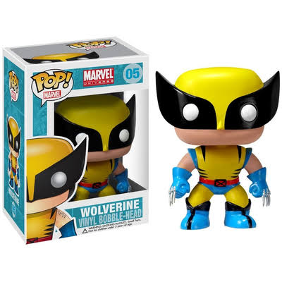 POP! Marvel Wolverine Vinyl Bobble-Head