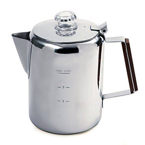Norpro 549 Stainless Steel Percolator Coffee Pot